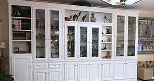 Gli artigiani mobili su misura rustici a roma cucine for Saloni di lusso