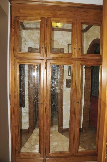 Armadio legno a specchio 1 fabbrica di zona notte su - Armadio a specchio ...