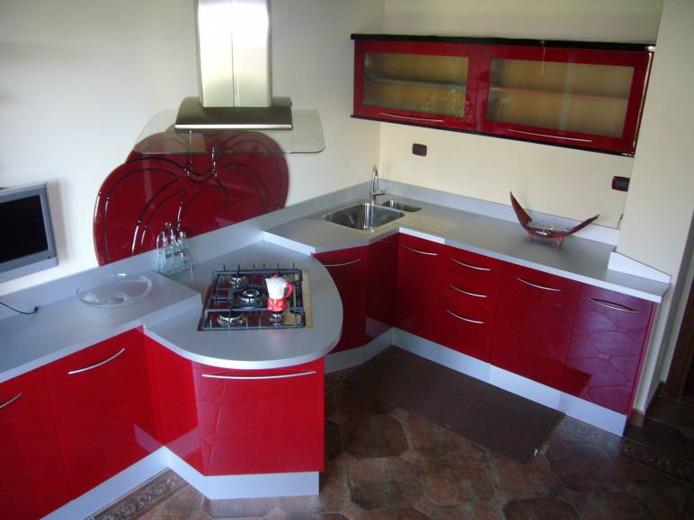 Cucine Moderne Su Misura Roma | Damesmodebarendrecht