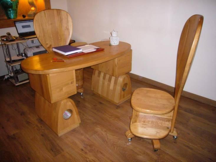 Sedia legno studio design fabbrica di zona giorno su - Sedia legno design ...