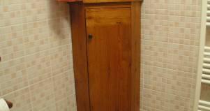 Mobili da bagno artigianali su misura a roma realizziamo bagni moderni classici rustici - Angoliere per bagno ...